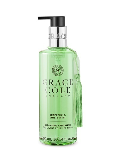 Grace Cole gapefruit, Lime & Mint Sıvı El Sabunu 300 ml Renksiz